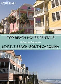 south carolina beach house rentals myrtle beach south carolina beach south carolina and south carolina on pinterest