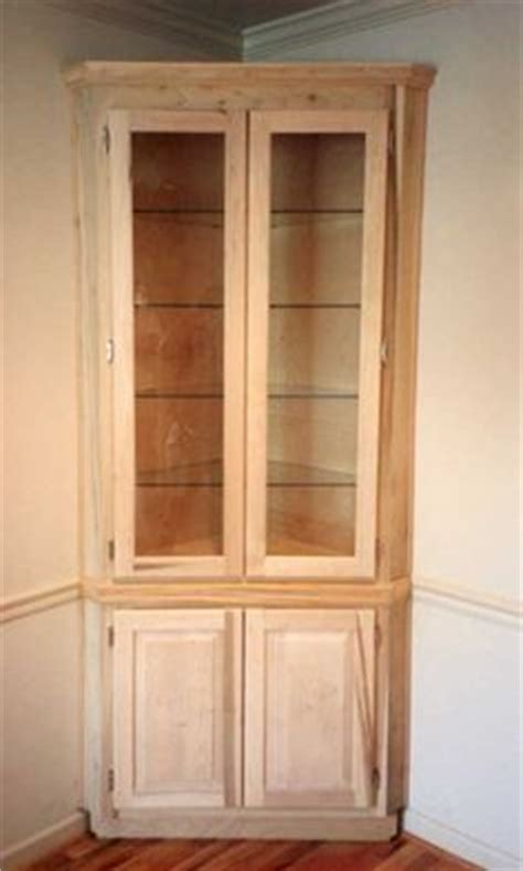 How To Build A Corner China Cabinet by 1000 Ideas About Corner China Cabinets On