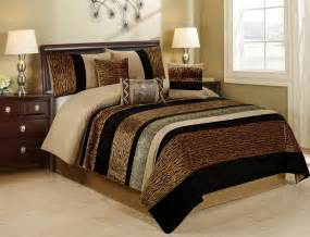 7 piece sambar animal kingdom safari patchwork comforter