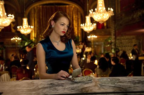 film emma stone allocine photo de emma stone gangster squad photo emma stone