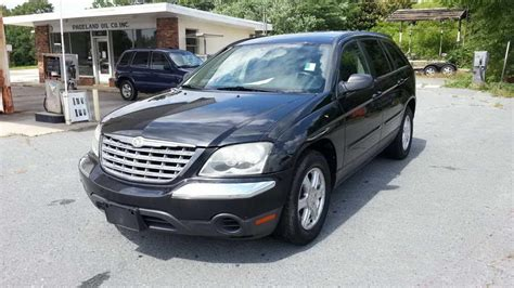 2002 Chrysler Pacifica by 2002 Chrysler Pacifica Best Image Gallery 16 17