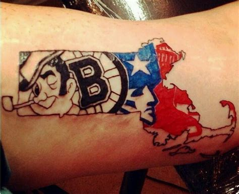 boston sports tattoo 43 best images about tattoos on new