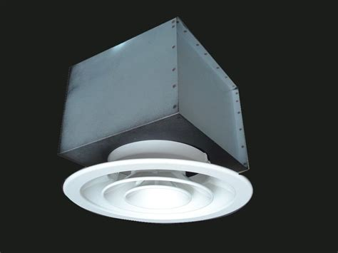 air conditioner registers ceiling circular ceiling diffuser fys a with plenum hvac buy