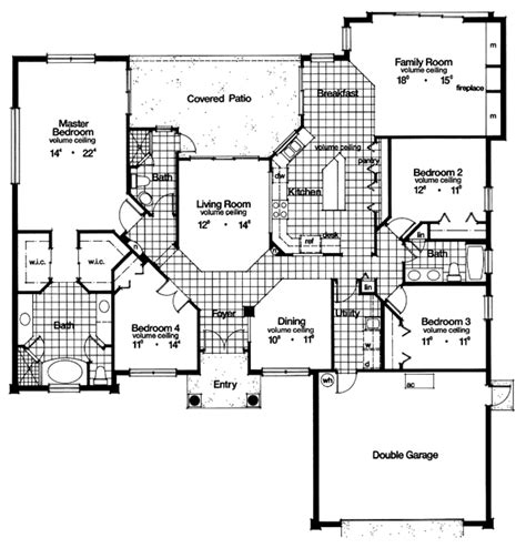 luxury home designs and floor plans luxury house plans