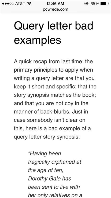 Nonfiction Book Query Letter 17 Best Images About Writing Queries And Synopses On Letter Sle Nonfiction And