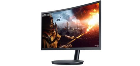 Monitor Samsung Cfg70 samsung showcases a new professional gaming monitor at gamescom 2016 sammobile sammobile