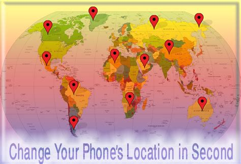 how to change your location on android how to change location on phone without rooting