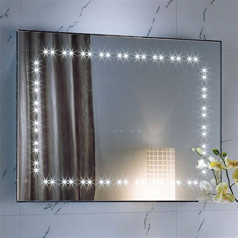 large glass mirror bathroom 92 large illuminated bathroom mirrors full size of