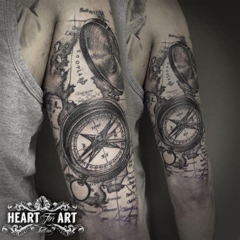 tattoo 3d mapping tatuagem de bussola o significado e a dire 231 227 o certa