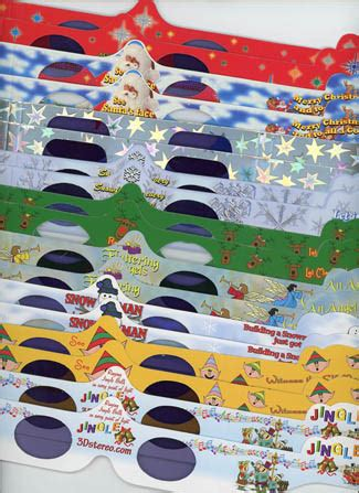 christmas glasses holiday specs combo pack 18 pairs