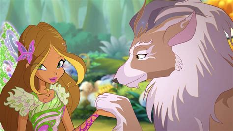 Win With Flower by Interview The Winx Flora S Answers Winx Club