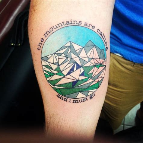17 best images about mountain tattoos on pinterest