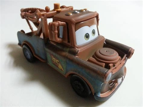 Mattel Disney Cars Race Team Mater Brand New mattel disney pixar car race team mater diecast car 1 55 new in stock ebay
