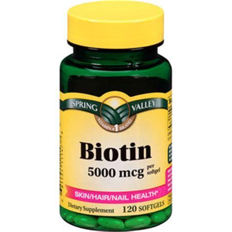 average hair growth with biotin spring valley biotin 5000 mcg reviews viewpoints com