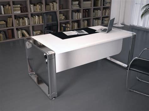 bureau de direction design pas cher bureaux de direction deskissimo design en bois blanc