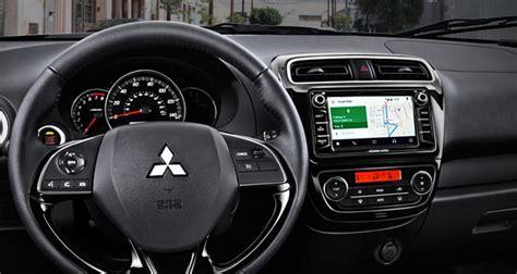 mitsubishi adventure 2017 interior seats the fuel efficient 2017 mitsubishi mirage mitsubishi motors