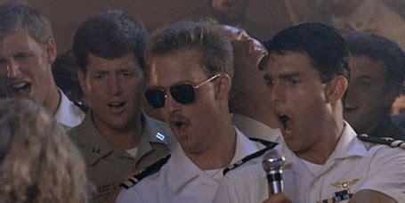 Top Gun Bar Scene Quotes From Top Gun Goose Quotesgram