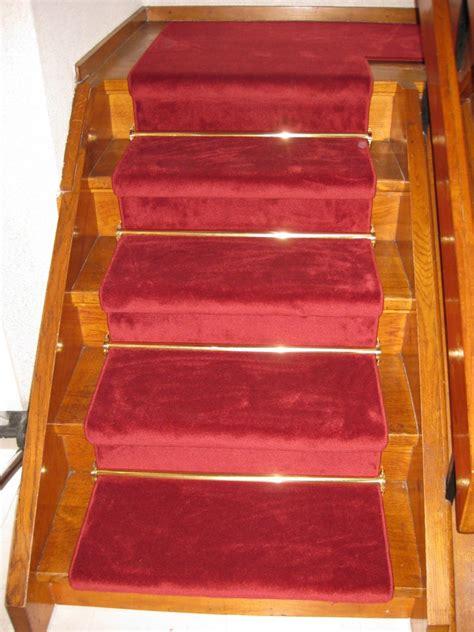 treppe teppich bodenbel 228 ge raumausstatter samland