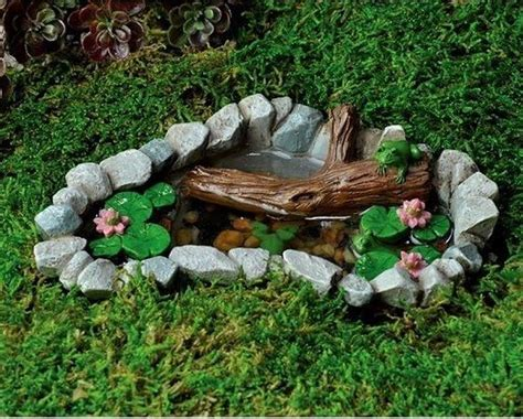 Garden Accessories by Fiddlehead Garden Accessories Fairies Miniature