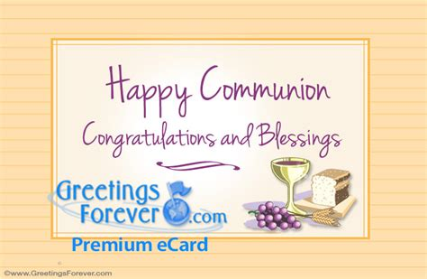 Happy Easter Wishes happy communion ecard christian and catholic ecards ecards