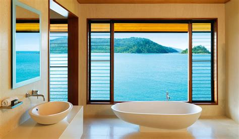 Luxury Bath best luxury resort qualia hamilton island qld