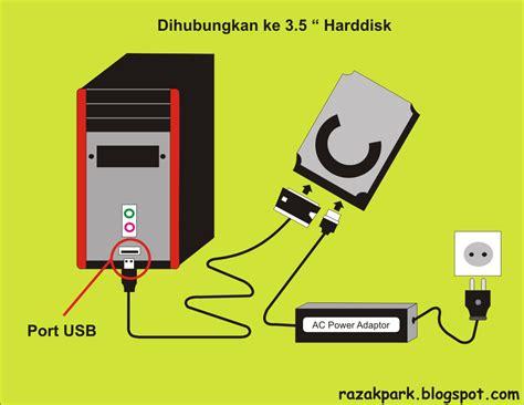 Converter Hardisk Ata Ke Usb mengubah harddisk menjadi usb hdd eksternal