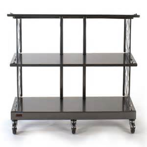 storage rack shelves lp record storage rack 2 shelves by boltz lp storage