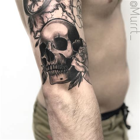 black and grey tattoo artists murrt