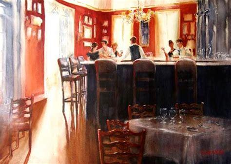 ebbitt room natale phila watercolor