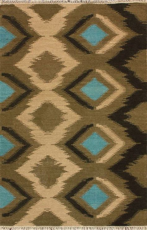 Area Rugs With Turquoise And Brown Brilliant Brown And Turquoise Area Rugs Modern Mbnanot