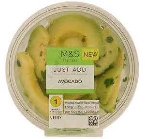 Marks And Spencer Fruity by Marks And Spencer S Ready Sliced Avocado Will Cost You 50