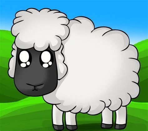 www como hacer una oveja de carton paso x paso c 243 mo dibujar una oveja de dibujos animados paso a paso