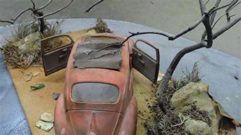 werkstatt diorama vw k 228 fer 1 18 diorama modellauto garage werkstatt