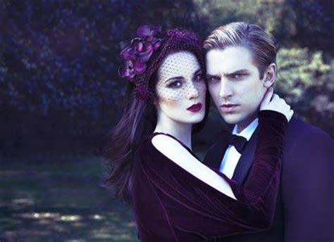 dan stevens pictures an evening with downton abbey michelle dockery dan stevens for evening standard