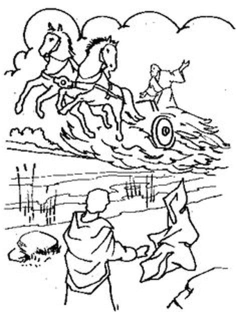 elijah bible coloring pages eliolera com elijah best