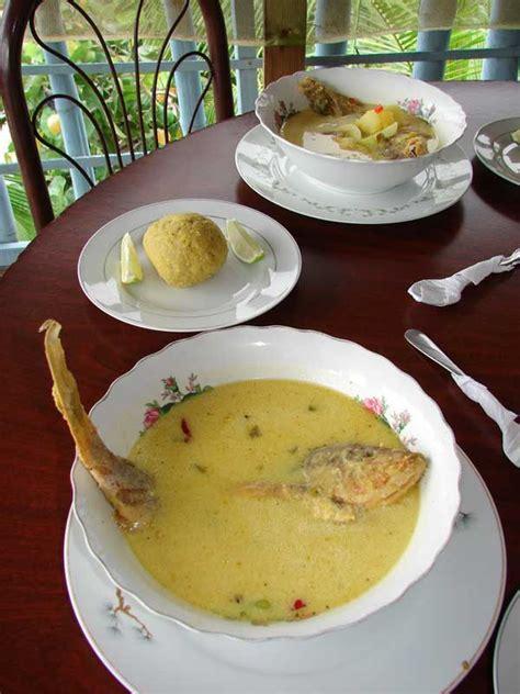 serre soup authentic recipes taste of honduras garifuna style in