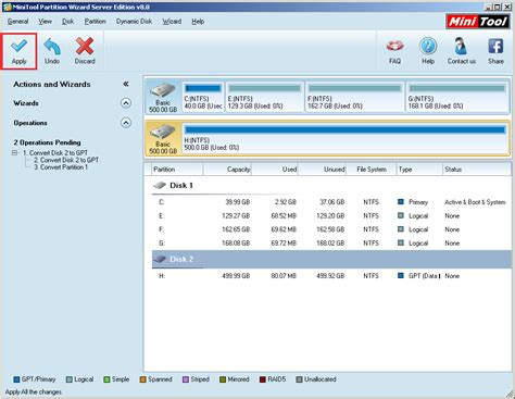 format gpt without losing data convert partition to gpt