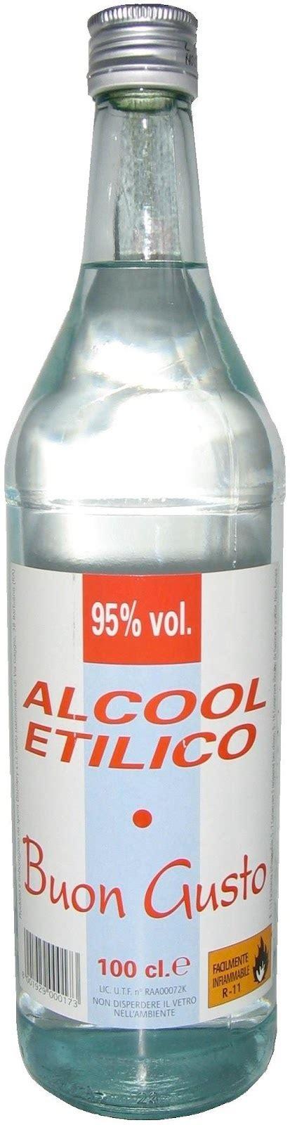 alcool per alimenti il calderone alchemico cosmesi home made