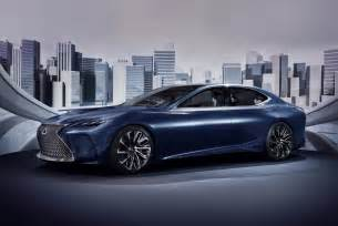 Lexus Ls Models 2018 Lexus Ls To Arrive At Dealers In Q3 2017 Autoevolution