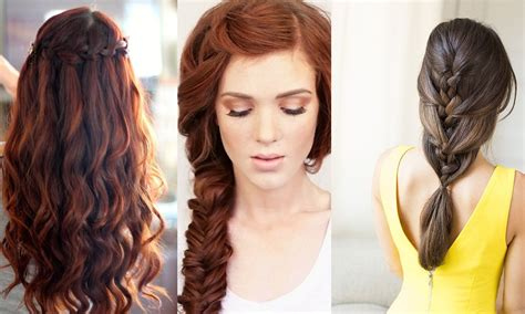 easy plaits to do yourself braided or plaited hair styles are an easy way to dress up