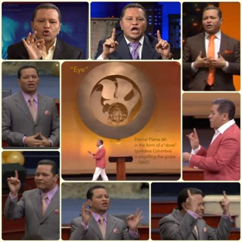 apostle guillermo maldonado false prophet false ministries 2 occult hand signs part 2 occult