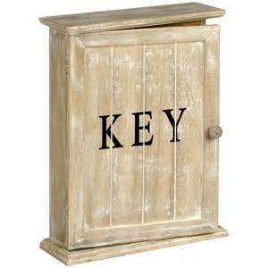 Wooden Key Box From Baytree Interiors