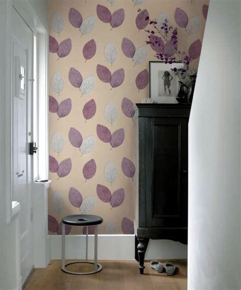 Romantic Bedroom Decorating Ideas leaves wallpaper romantic corridor interior design ideas