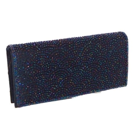 navy beaded clutch january 2016 all discount luggage