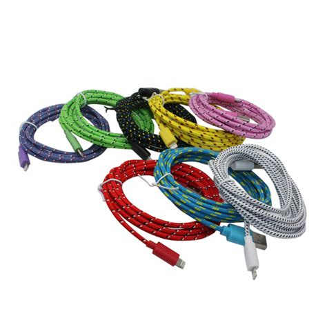 Vivan Csm100 1m Micro Usb Colorful Cable For Android colorful usb cable for iphone ios9 3 1 phones 1m usb data