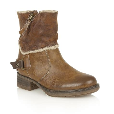 lotus doreen s brown boots free delivery at shoes