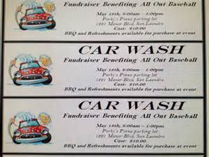 free car wash ticket template ticket templates free printable search results