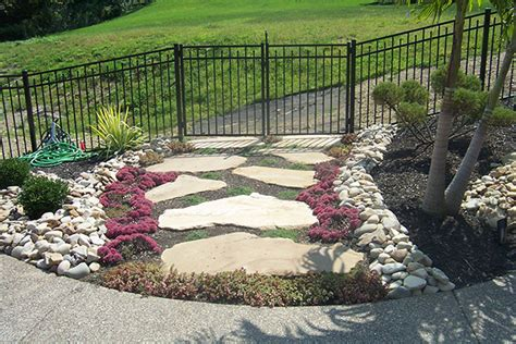 Landscape Rock Designs Rock Landscaping By Brandon Landscape Pittsburgh S