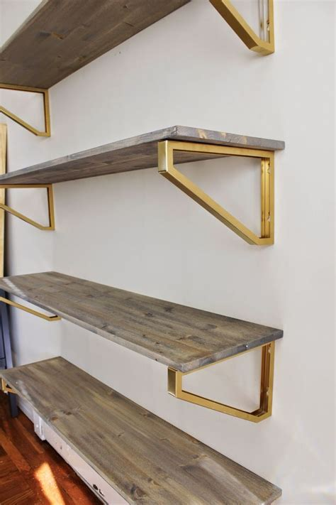 wood brackets for shelves best 25 floating shelf brackets ideas on floating shelf brackets b q shelf