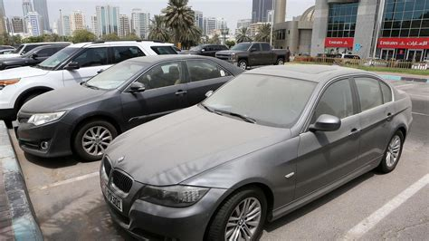 Sixty Abu sixty motorists fined for abandoning vehicles in abu dhabi